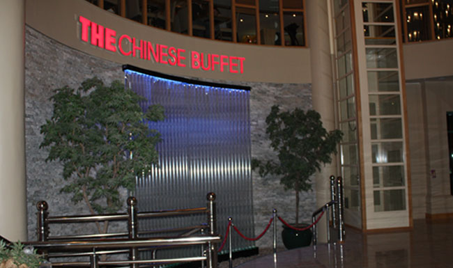 MM&G Client; The Chinese Buffet